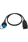 VCS II diagnostic cable with device socket - WW01000280